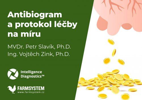 Webinář: Antibiogram a protokol léčby na míru